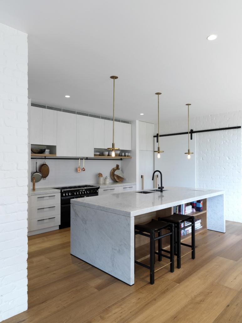 Designer Doorware kitchen thin drawer handles