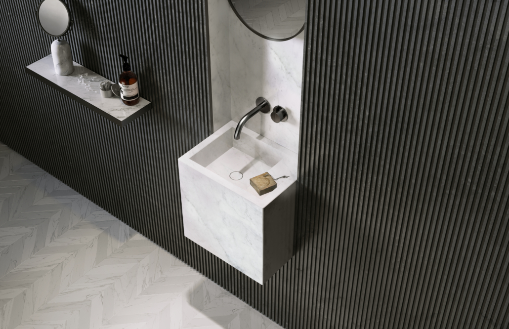 COCOON PB Basin 40 | Piet Boon Washbasin